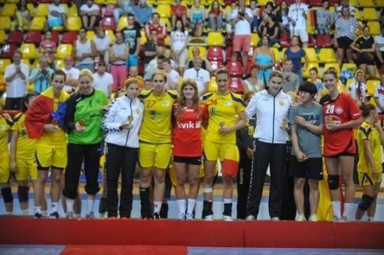 Mundial Juvenil Femenino 2014: Equipo ideal | Mundo Handball