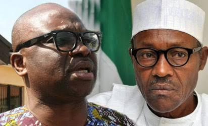 Buhari should hand over to Osinbajo if he has no clue to solving Nigeria's problems says Fayose