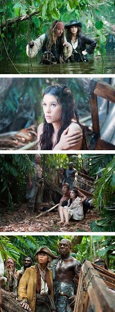 [One2up] Pirates of the Caribbean On Stranger Tides ผจญภัยล่าสายน้ำอมฤตสุดขอบโลก [2011][Mini-HD]