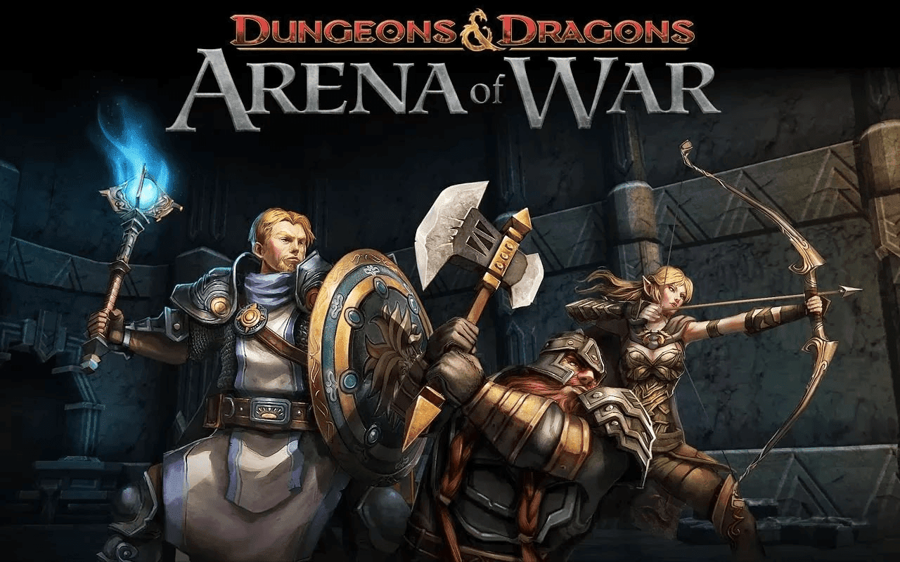 Screenshot D & D Arena of War