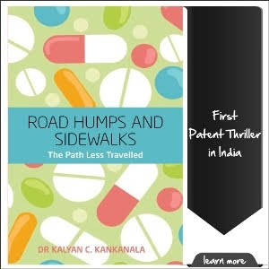 Thriller Novel on Drug Patents