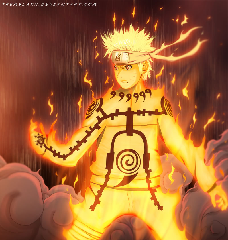 Naruto Sage of the Six Paths Mode
