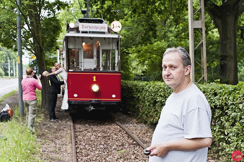 stare tramwaje Wrocław Jaś i Małgosia linia zabytkowa