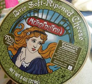 Metropolitan Brie Cheese