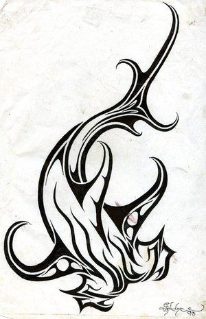 shark tattoo 1