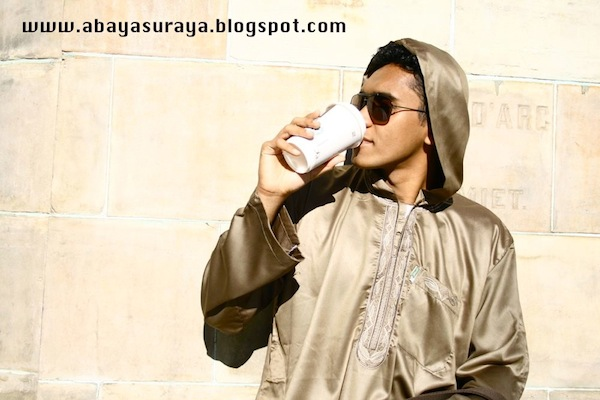 Pakaian Muslimah Arab Saudi