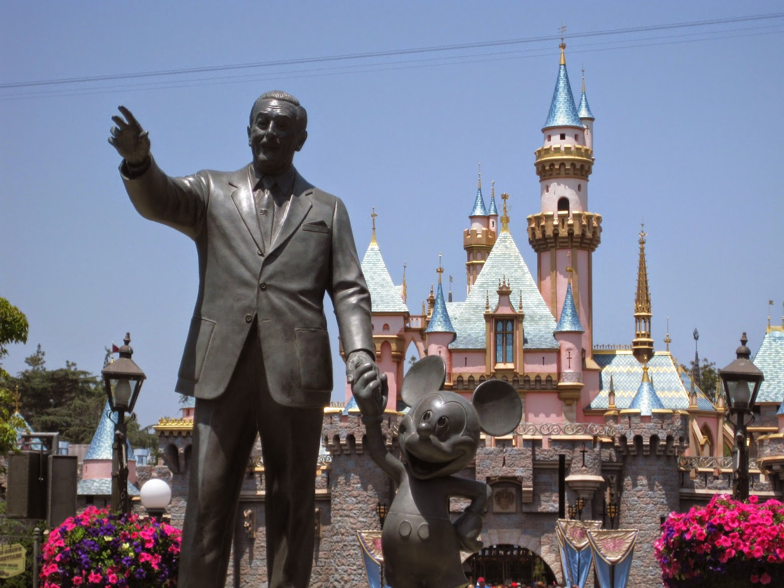 Disneyland Hotel Exciting Facts