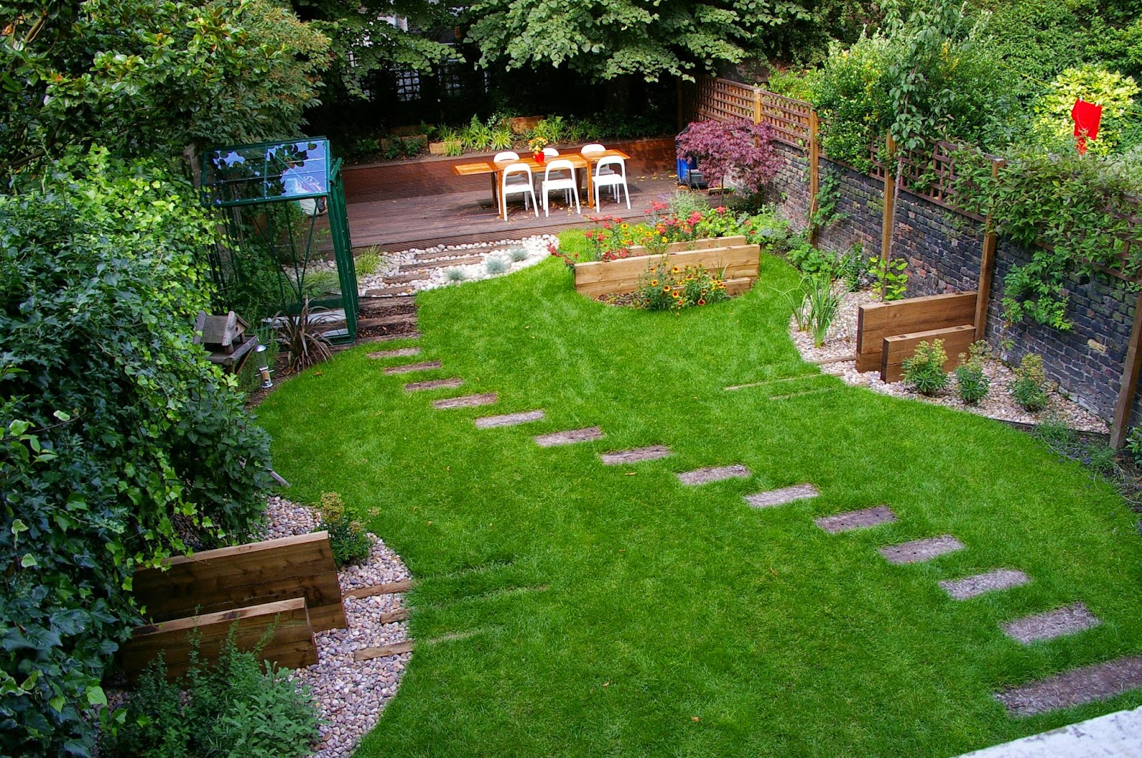 Beautiful Backyard Makeover Ideas Original Home Designs