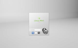 linux mint 14 mdm