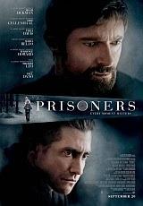 Carátula del DVD Prisioneros