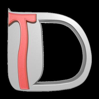 Logotipo Thiago Dias Design Soluções Audiovisuais