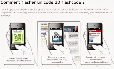 comment flasher un code