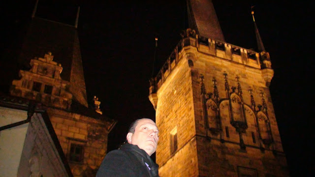 Mario Fattorello, torres encantadas, Praga