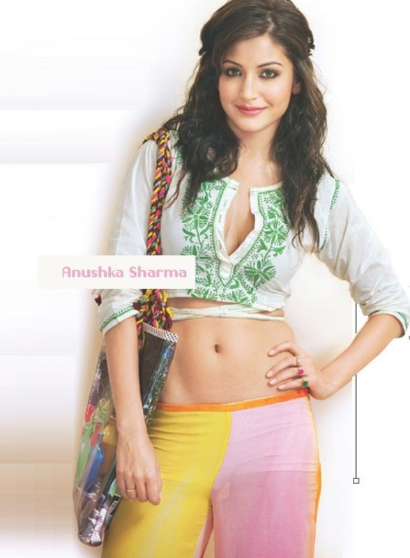The hot celebs home anushka sharma hot pics for Without bra photos home