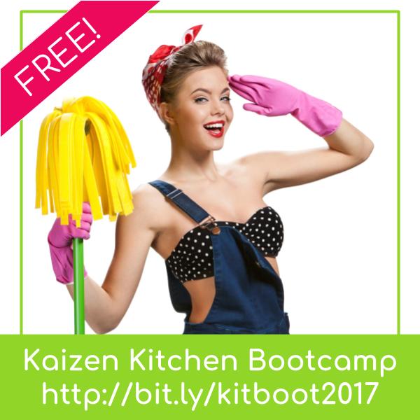 Kaizen Kitchen Bootcamp