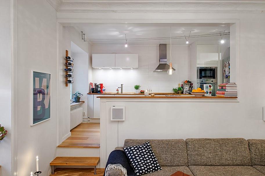 Amenajare 2 camere n 60 m jurnal de design interior for Design apartment 2 camere