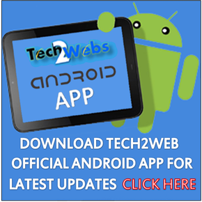 Tech2Webs Android App