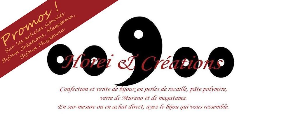 <center>Horei &amp; Créations</center>