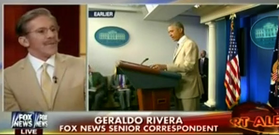 """Fox's Geraldo: Obama Should Encourage American Muslims """"To Be Americans First"""""""