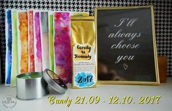 Candy u Pani Komody do 12.10.
