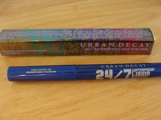Urban Decay 24-7 Waterproof eyeliner Radium