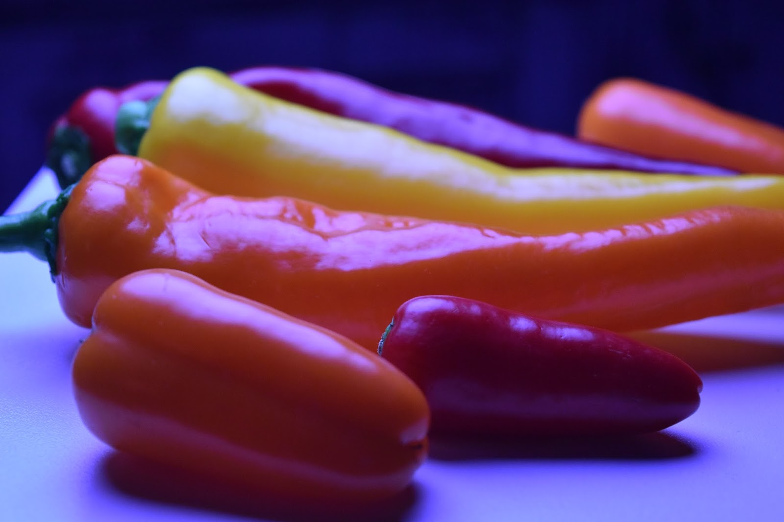 The peppers had quite a strong blue light shining on it and it the usual settings there was no way of getting it u0027whiteru0027. & Beginneru0027s Guide To Using A DSLR Camera + How To Shoot in Low ... azcodes.com
