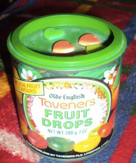 caramelle fruit drops