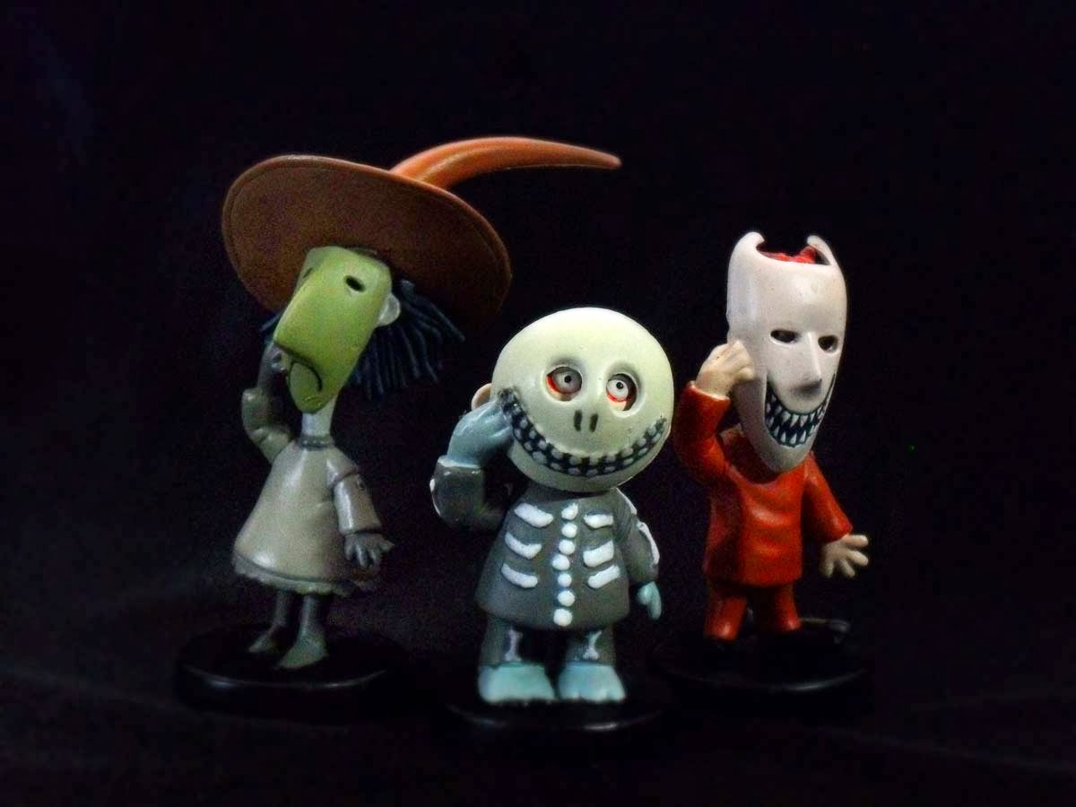 The Nightmare Before Christmas: Lock, Shock and Barrel