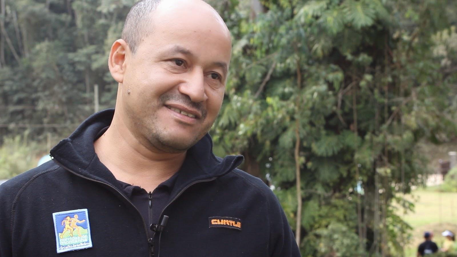 Fábio Galvão Borges, organizador do evento: estrutura aprovada do Parque Municipal Montanhas de Teresópolis