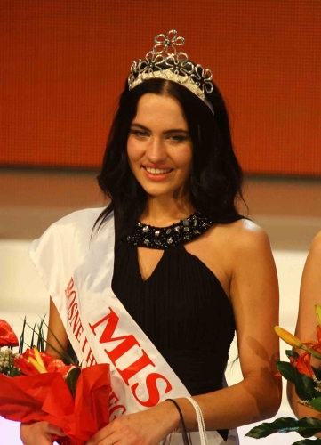 Miss Bosnia & Herzegovina World 2013 winner Sandra Gutic