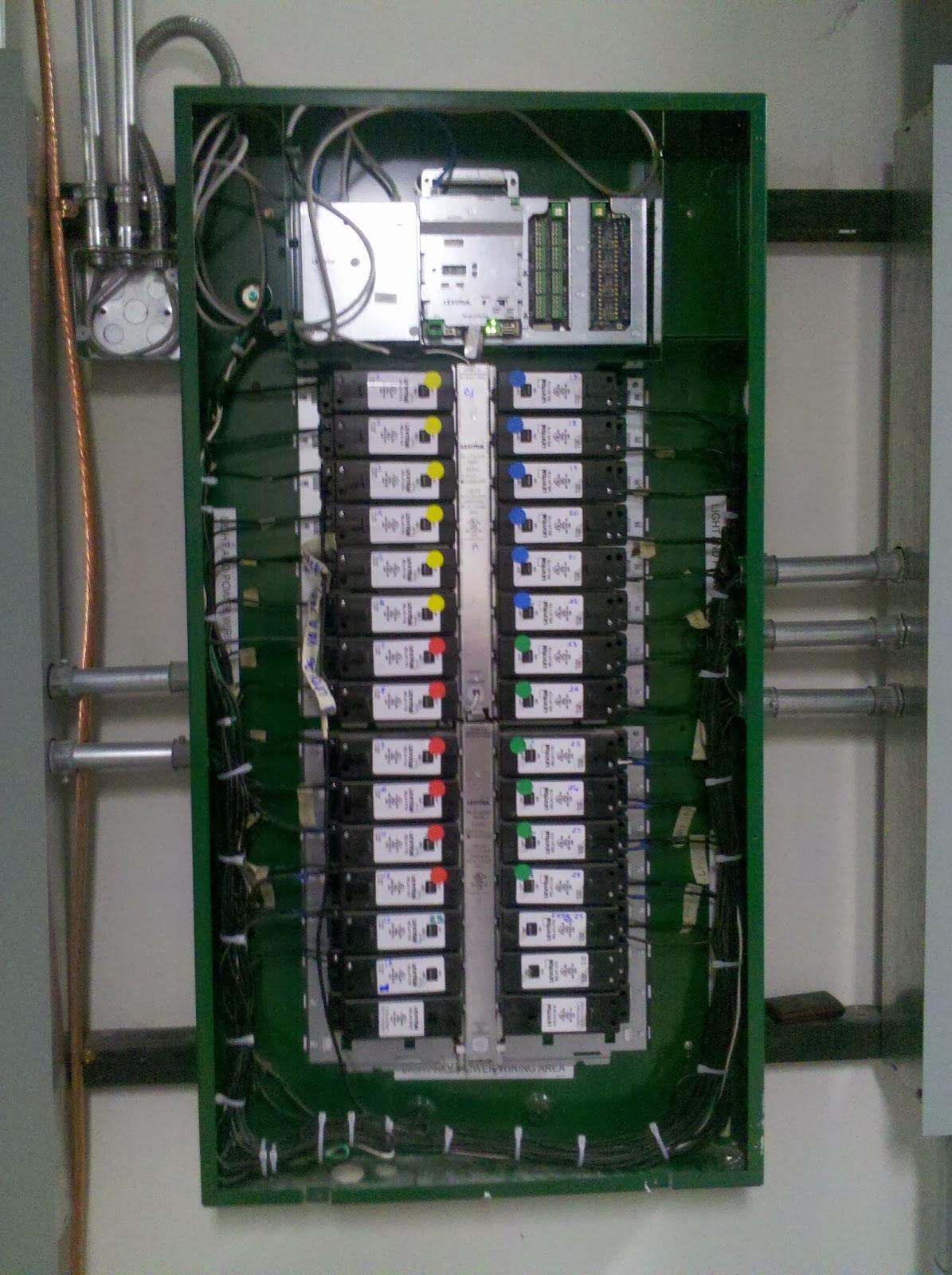 Selepac Electricidad  Tablero De Iluminacion Green Max