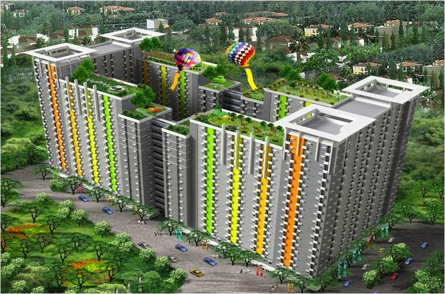 Apartemen Gateway Bandung