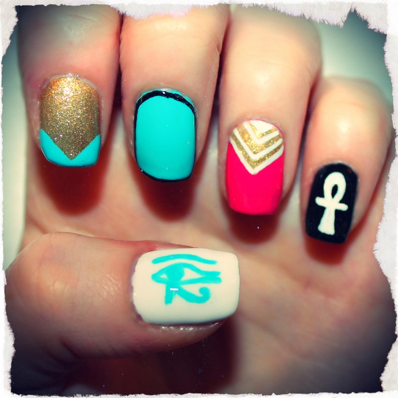 Dahlia Nails: March 2014
