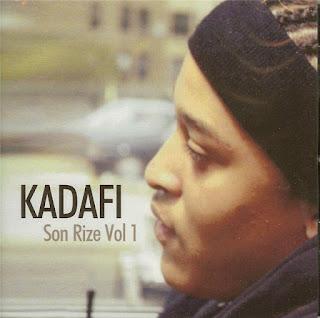 Hip Hop HQ Yaki Kadafi  Son Rise Vol 1 2004