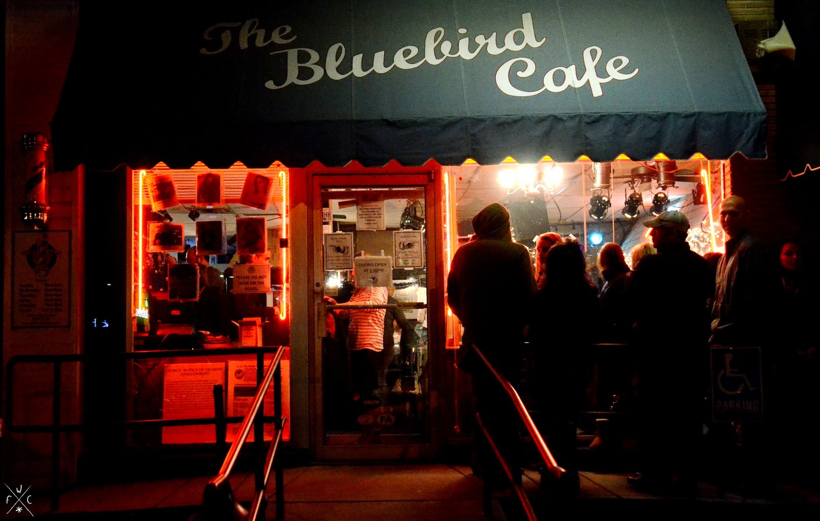 The Bluebird Cafe, Nashville, Tennessee, USA