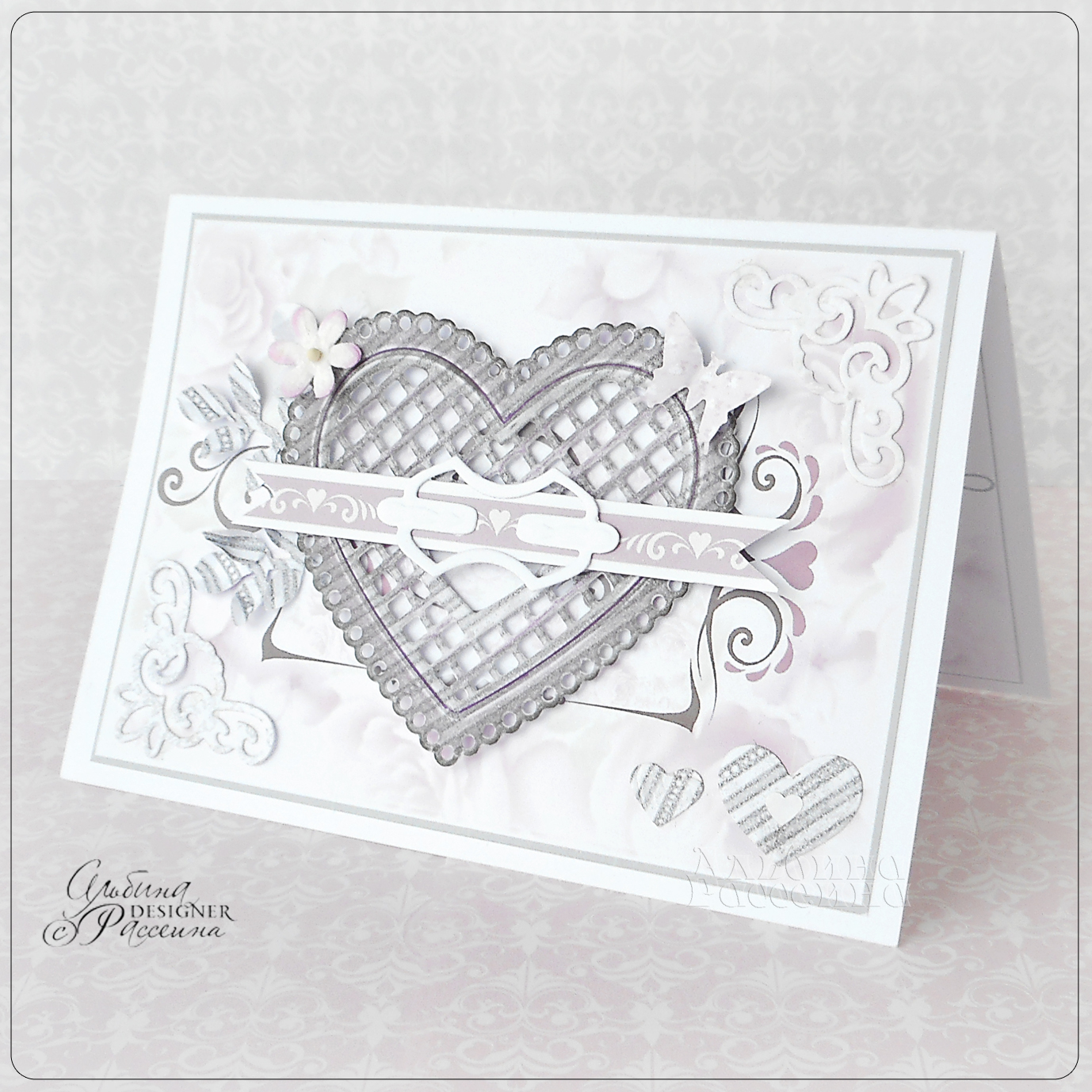 Cards for Scrapbooking Valentine's Day.