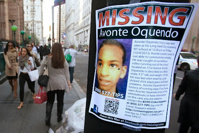 Missing Black Children