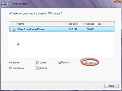 Cara Install Windows 8-8