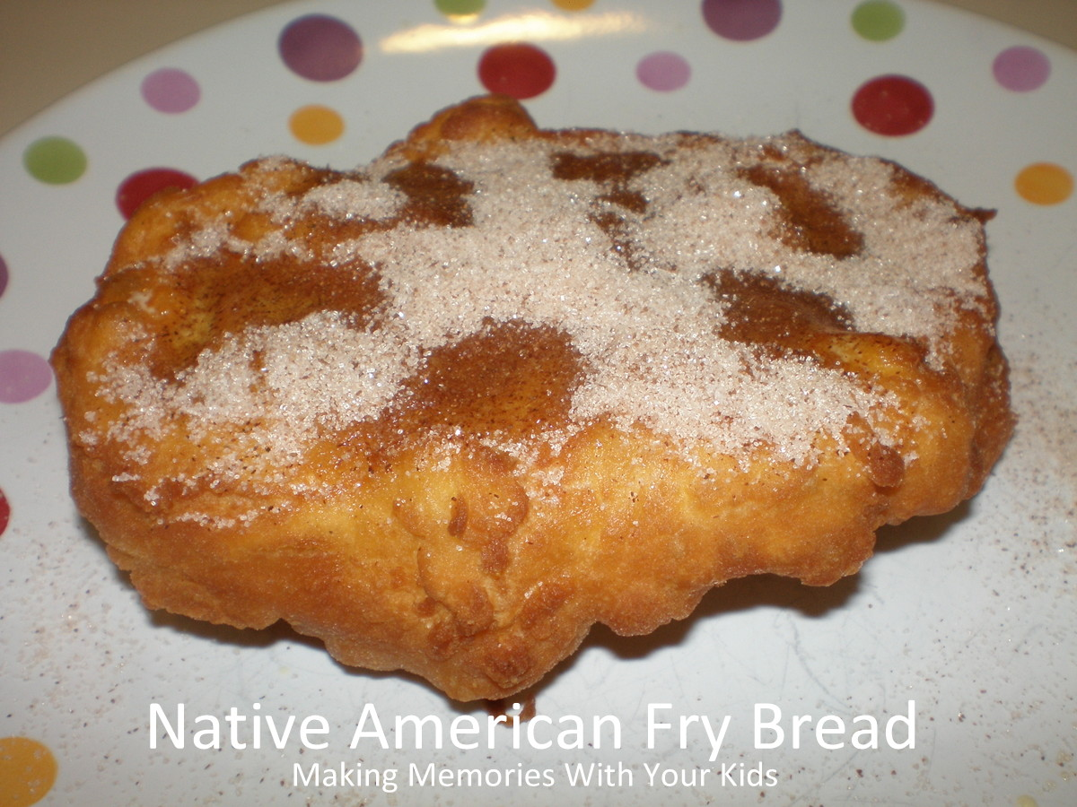 Indian Fry Bread Recipes — Dishmaps