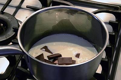 Procedimento Cheesecake al cioccolato - Passaggio 11