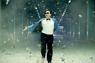 Gangnam Style Korea populer di youtube