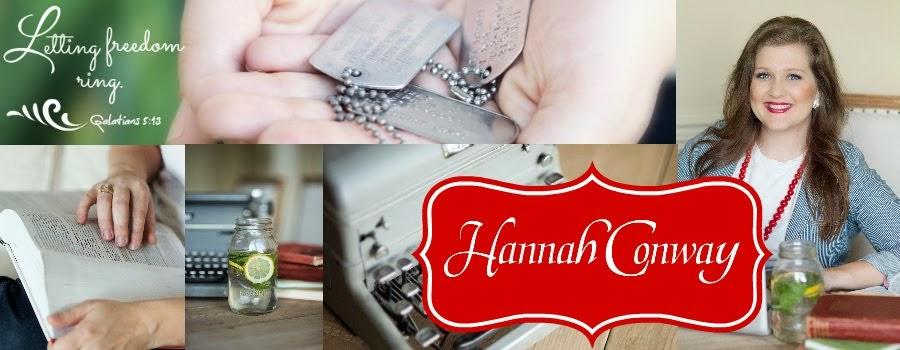 Hannah Conway