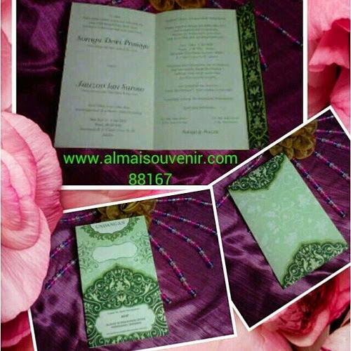 UNDANGAN SOFT COVER 88167