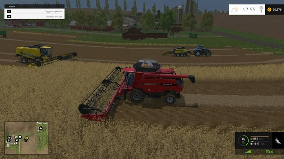 Download Game PC Ringan Farming Simulator 15