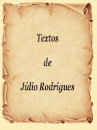 Memorias de Júlio Rodrigues