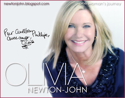 Olivia Newton-John, One Woman&#39;s Journey