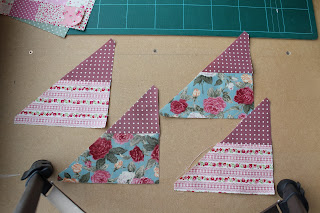 whirlwind patchwork block