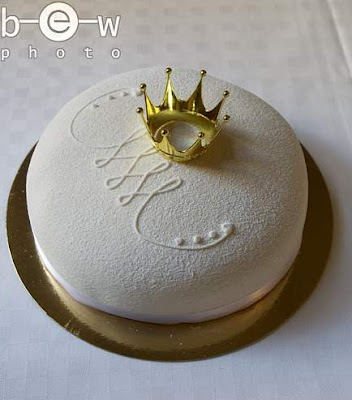 Crown Princess Wedding Cakes