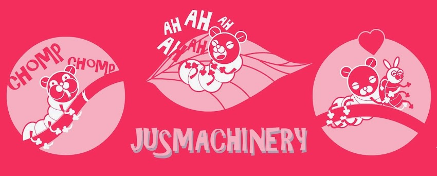 Jus Machinery - Comic Artist