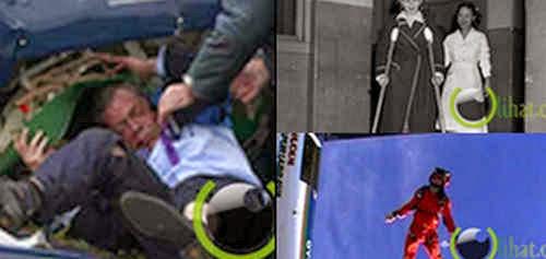 7 Orang paling Beruntung selamat dari Kecelakaan Maut
